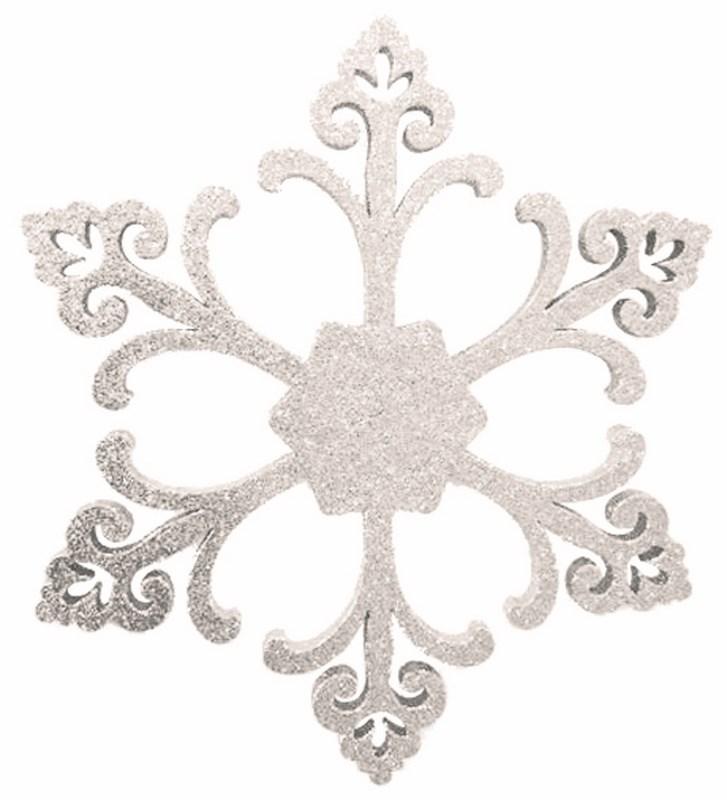 Украшение новогоднее подвесное Neon-Night Снежинка, цвет: белый502-370Новогоднее подвесное украшение Neon-Night Снежинка отлично подойдет для декорации вашего дома и новогодней ели. Новогоднее украшение можно повесить в любом понравившемся вам месте. Но, конечно, удачнее всего оно будет смотреться на праздничной елке.Елочная игрушка - символ Нового года. Она несет в себе волшебство и красоту праздника. Такое украшение создаст в вашем доме атмосферу праздника, веселья и радости.