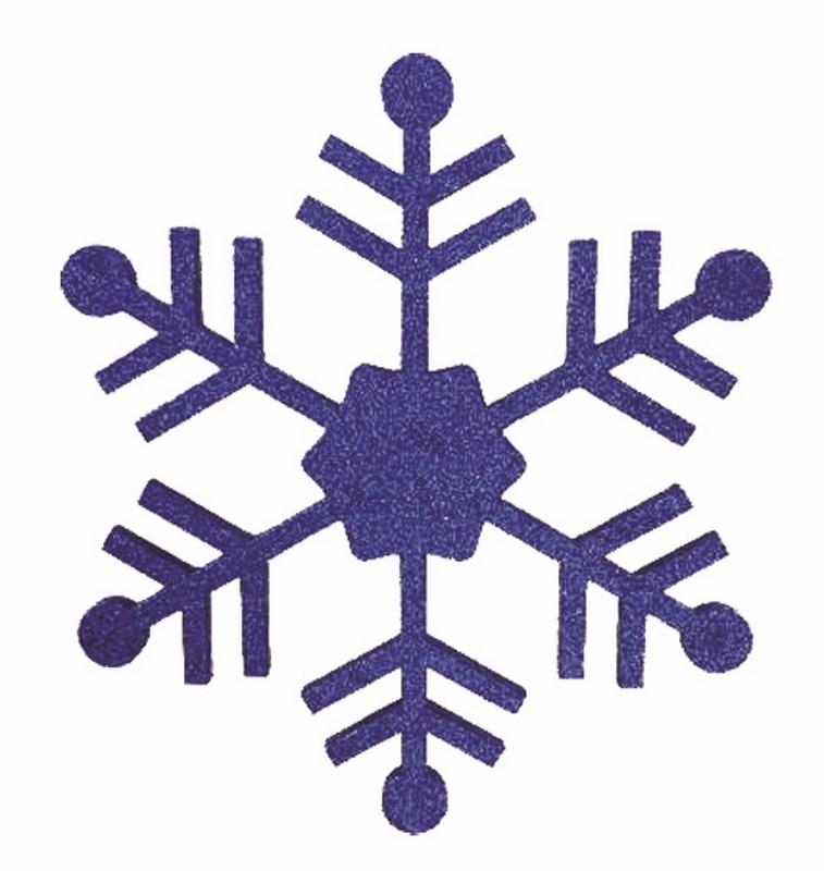 Украшение новогоднее подвесное Neon-Night Снежинка классическая, цвет: синий, 66 см502-373Новогоднее подвесное украшение Neon-Night отлично подойдет для декорации вашего дома и новогодней ели. Новогоднее украшение можно повесить в любом понравившемся вам месте. Но, конечно, удачнее всего оно будет смотреться на праздничной елке.Елочная игрушка - символ Нового года. Она несет в себе волшебство и красоту праздника. Такое украшение создаст в вашем доме атмосферу праздника, веселья и радости.