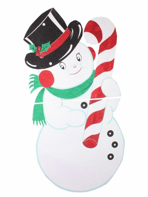 Украшение новогоднее подвесное Neon-Night Снеговик в шляпе502-394Новогоднее подвесное украшение Neon-Night Снеговик в шляпе отлично подойдет для декорации вашего дома и новогодней ели. Новогоднее украшение можно повесить в любом понравившемся вам месте. Но, конечно, удачнее всего оно будет смотреться на праздничной елке.Елочная игрушка - символ Нового года. Она несет в себе волшебство и красоту праздника. Такое украшение создаст в вашем доме атмосферу праздника, веселья и радости.