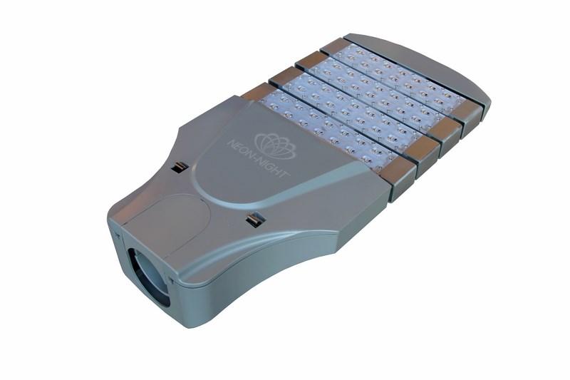 Светильник уличный, 56 LED, 120W, 10200Lm, 4500K, чистый белый, IP66 - Гирлянды и светильники