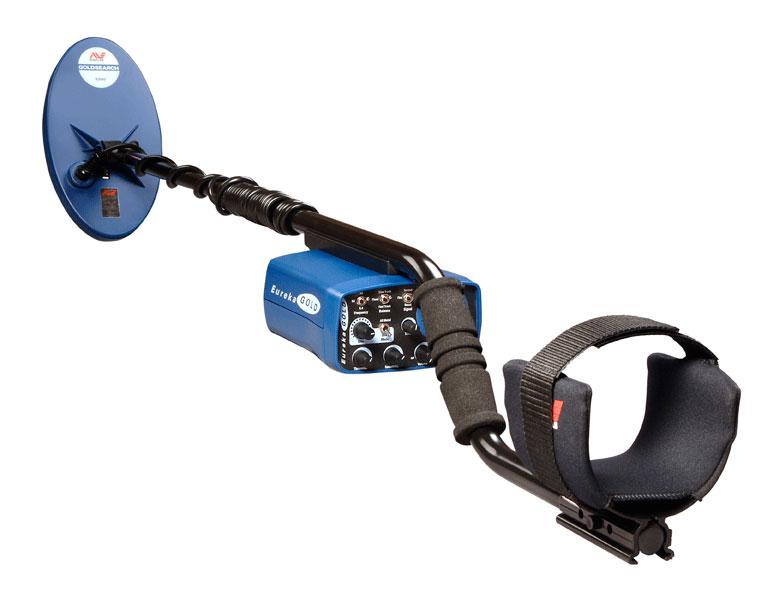 Металлоискатель Minelab Eureka Gold купить металлоискатель e trac