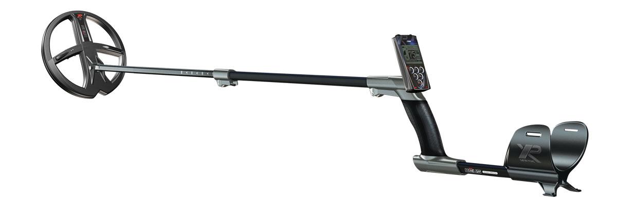Металлоискатель XP DEUS (Катушка 22.5 см, Без наушников, Блок)