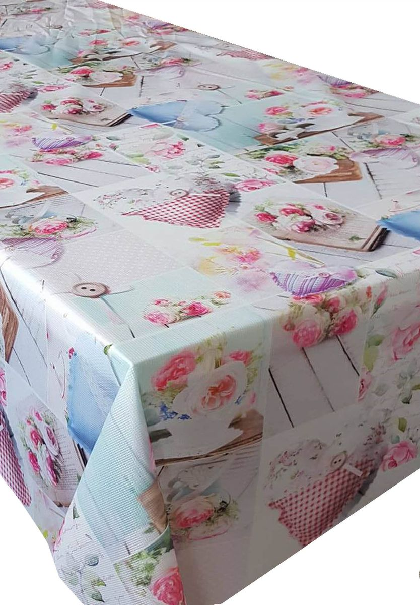Скатерть Ambesonne Романтичные розы, квадратная, 150 x 150 смBM1502GARDEN_AВеликолепная скатерть Ambesonne, выполненная из полиэстера, создаст атмосферу уюта и домашнего тепла в интерьере вашей кухни.В современном мире кухня - это не просто помещение для приготовления и приема пищи. Это особое место, где собирается вся семья и царит душевная атмосфера.