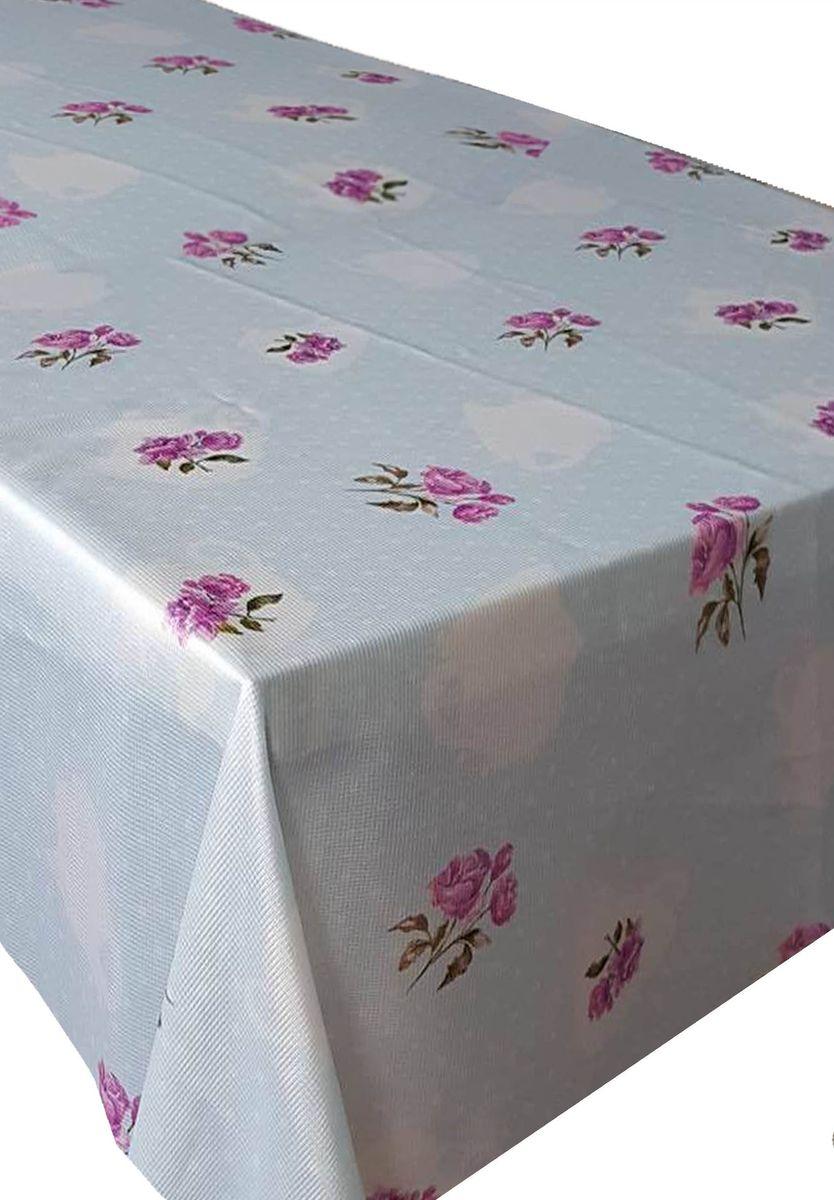 Скатерть Ambesonne Розы на голубом фоне, квадратная, 150 x 150 смBD1557VIOLETMAVI_AКрасочная фотоскатерть Ambesonne Розы на голубом фоне выполнена из тканевого полиэстера и украшена оригинальным рисунком. Изделие создаст атмосферу уюта и домашнего тепла в интерьере вашей кухни.В современном мире кухня - это не просто помещение для приготовления и приема пищи. Это особое место, где собирается вся семья и царит душевная атмосфера.