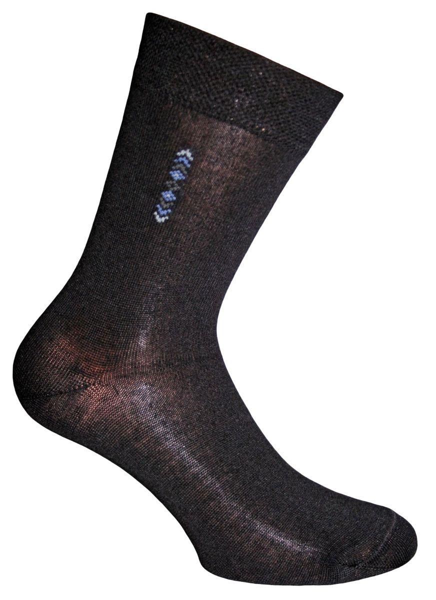 Носки мужские Master Socks, цвет: черный, 10 пар. 58505. Размер 2558505Носки Master Socks изготовлены из акрила, натуральной шерсти, полиамида и эластана, которые обеспечивают отличную посадку. Модель с удлиненным паголенком оформлена вязаным принтом. Эластичная резинка плотно облегает ногу, не сдавливая ее, обеспечивает удобство.