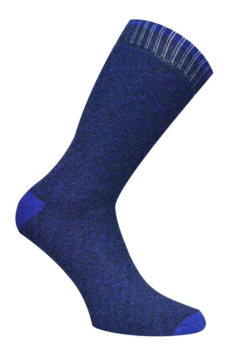 Носки мужские Master Socks Active Lifestyle, цвет: синий. 88421. Размер 2788421Носки Master Socks Active Lifestyle изготовлены из полиакриловых нитей, натурального хлопка, полиамида и эластана, которые обеспечивают отличную посадку. Модель с удлиненным паголенком оснащена эластичной резинкой, которая плотно облегает ногу, не сдавливая ее, обеспечивает удобство.