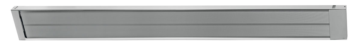 Rovex RI-15 инфракрасный обогревательRI-15ИК обогреватель Rovex RI-15 работает на основе электронагревательного трубчатого элемента - ТЭНа, излучающего тепло. Принцип действия таков, что инфракрасный обогреватель потолочный нагревает предметы, расположенные под ним, а они греют окружающее их пространство. Устройство позволяет создать локальную зону обогрева в помещении сразу же после включения его в сеть.Прежде чем купить обогреватель такого типа, следует знать его достоинства пред другими видами теплового оборудования. Инфракрасные устройства имеют такие преимущества:Высокой производительностью. С помощью такого оборудования можно за считаные секунды нагреть помещение. Тепло от обогревателя ощущается сразу. Многие хотят купить инфракрасный обогреватель потому, что он отличается эффективностью и надежностью.Экономичностью. Инфракрасное отопление не требует огромных затрат электроэнергии.Безопасностью. Обогрев инфракрасными обогревателями ровекс проходит без выделения запахов, осушения воздуха и сжигания кислорода. Вред инфракрасного обогревателя не доказан.Бесшумной работой. Такой обогреватель для дома будет кстати.Простотой использования.Компактностью.Большой зоной обогрева. Потолочные обогреватели охватывают почти всю зону помещения, нежели напольные или вертикальные приборы. Также они могут быть направлены на обогрев части комнаты или уличного пространства, для этого предназначен специальный обогреватель инфракрасный для дачи.