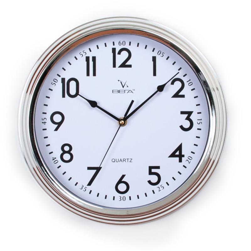 Часы настенные Вега Классика металликН0144