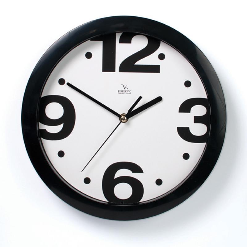 Часы настенные Вега 3-6-9-12П1-6/6-226Оригинальные настенные часы круглой формы Вега 3-6-9-12 выполнены из пластика. Часы имеют три стрелки - часовую, минутную и секундную. Необычное дизайнерское решение и качество исполнения придутся по вкусу каждому. Оформите свой дом таким интерьерным аксессуаром или преподнесите его в качестве презента друзьям, и они оценят ваш оригинальный вкус и неординарность подарка.Часы работают от 1 батарейки типа АА напряжением 1,5 В (в комплект не входит).