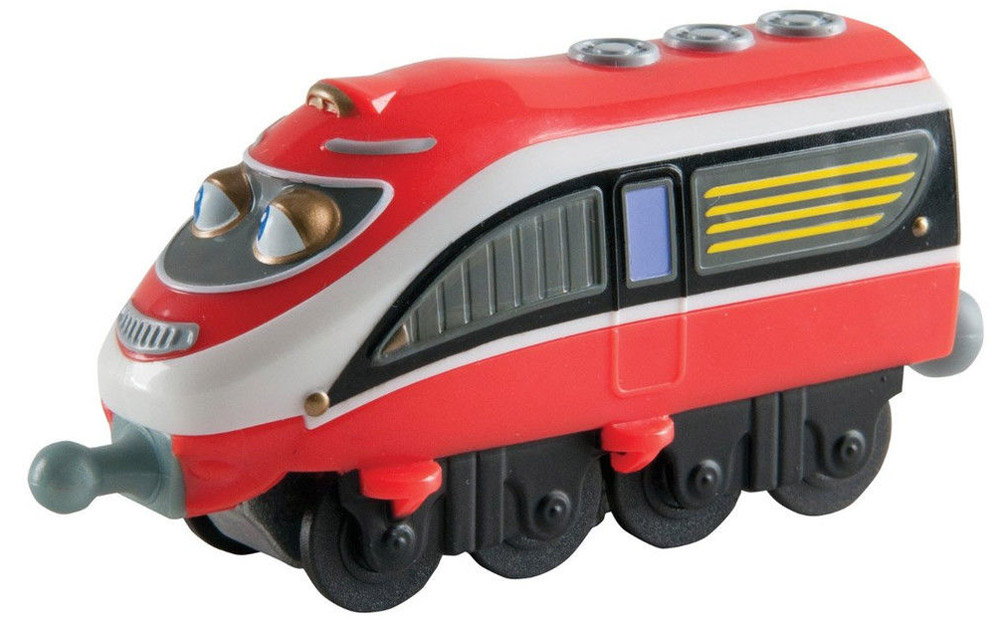 Chuggington Паровозик Дэйли