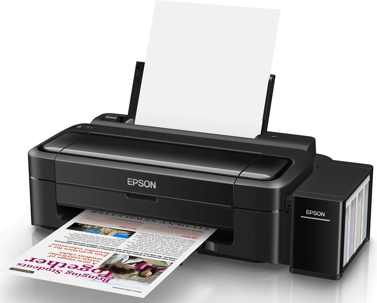 Epson L132 принтер l805 epson чернила