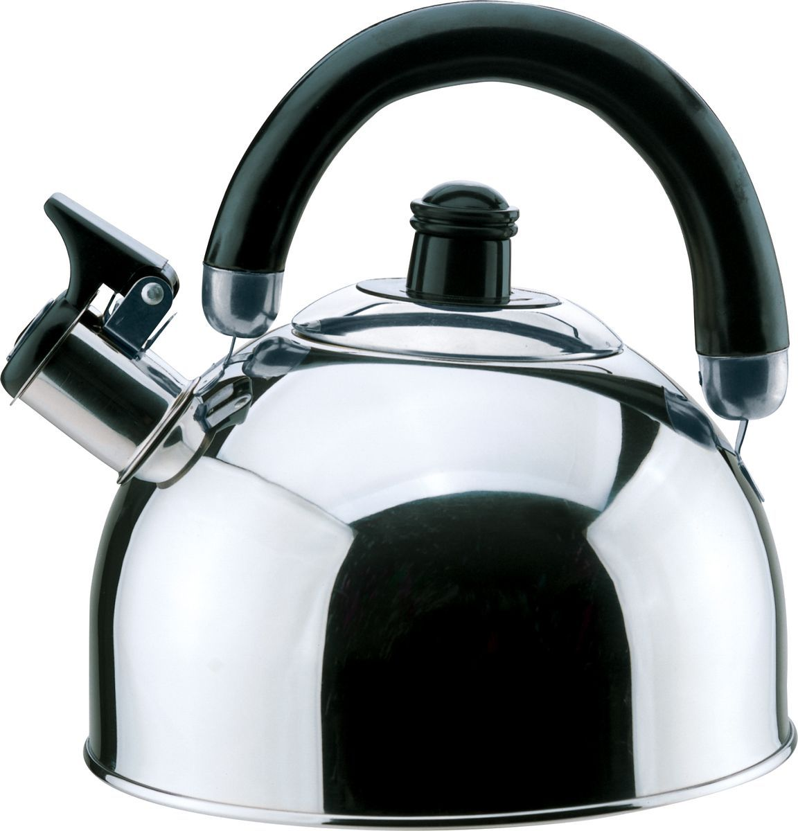 Чайник Bekker, со свистком, цвет: серебристый, 2,5 л. BK-S341MНМ 5516Чайник Bekker выполнен из высококачественной нержавеющей стали, что обеспечивает долговечность использования. Пластмассовая подвижная ручка делает использование чайника очень удобным и безопасным. Чайник снабжен свистком и устройством для открывания носика, которое находится на ручке. Изделие оснащено капсулированным дном для лучшего распространения тепла. Пригоден для всех видов плит, включая индукционные.