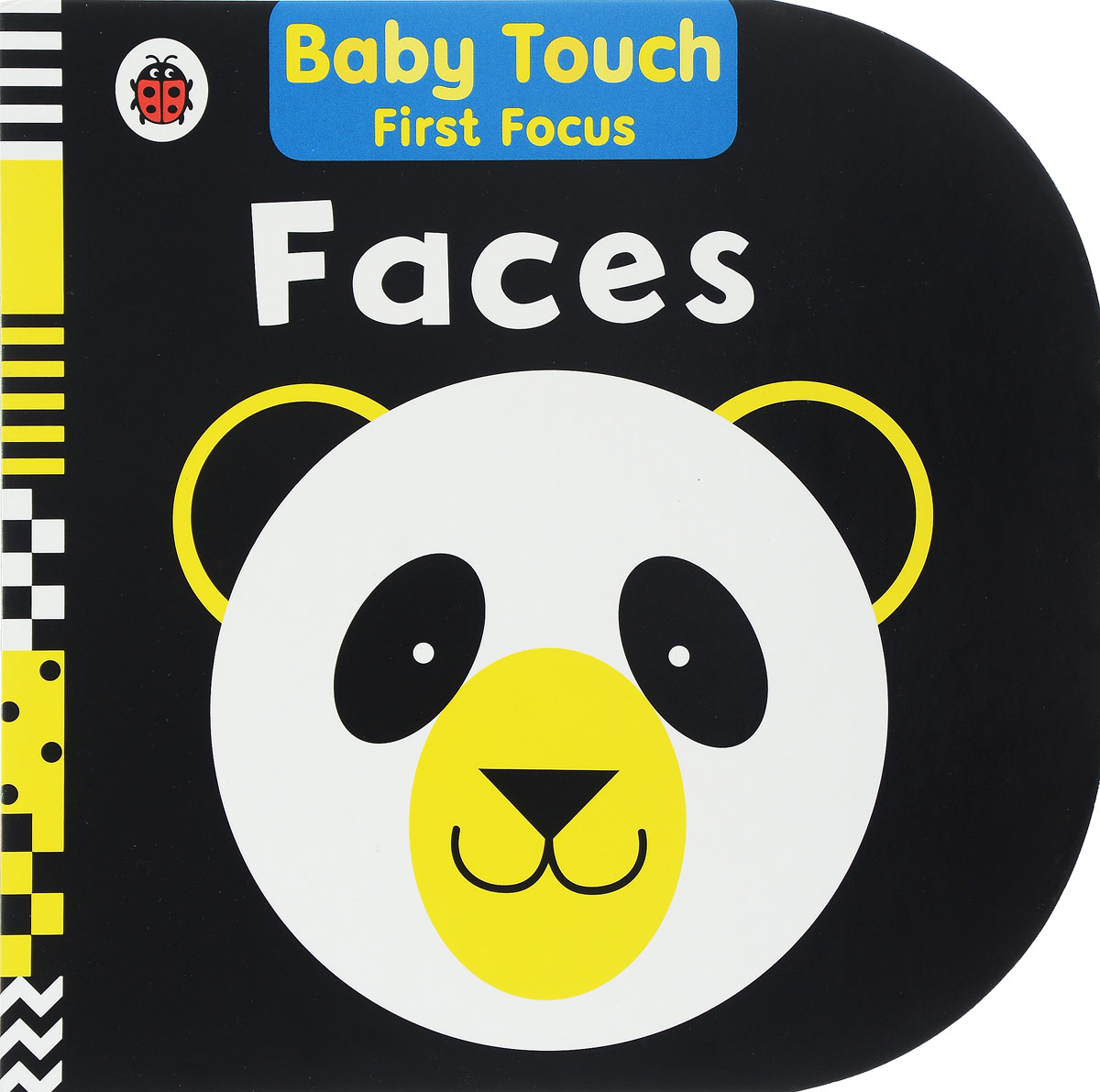 Baby Touch: Faces cute smile faces high visibility