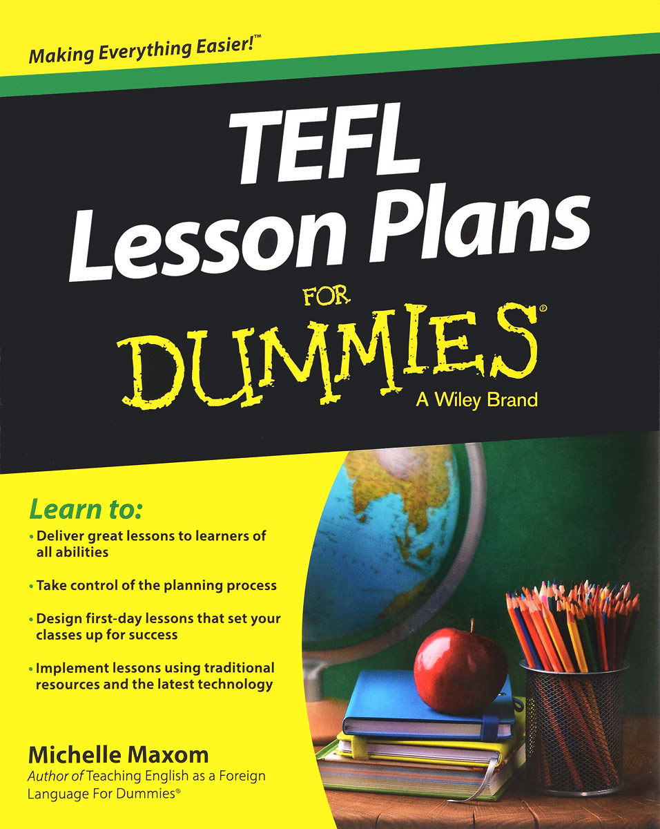 TEFL Lesson Plans For Dummies internet explorer 4 for windows® for dummies® quick reference