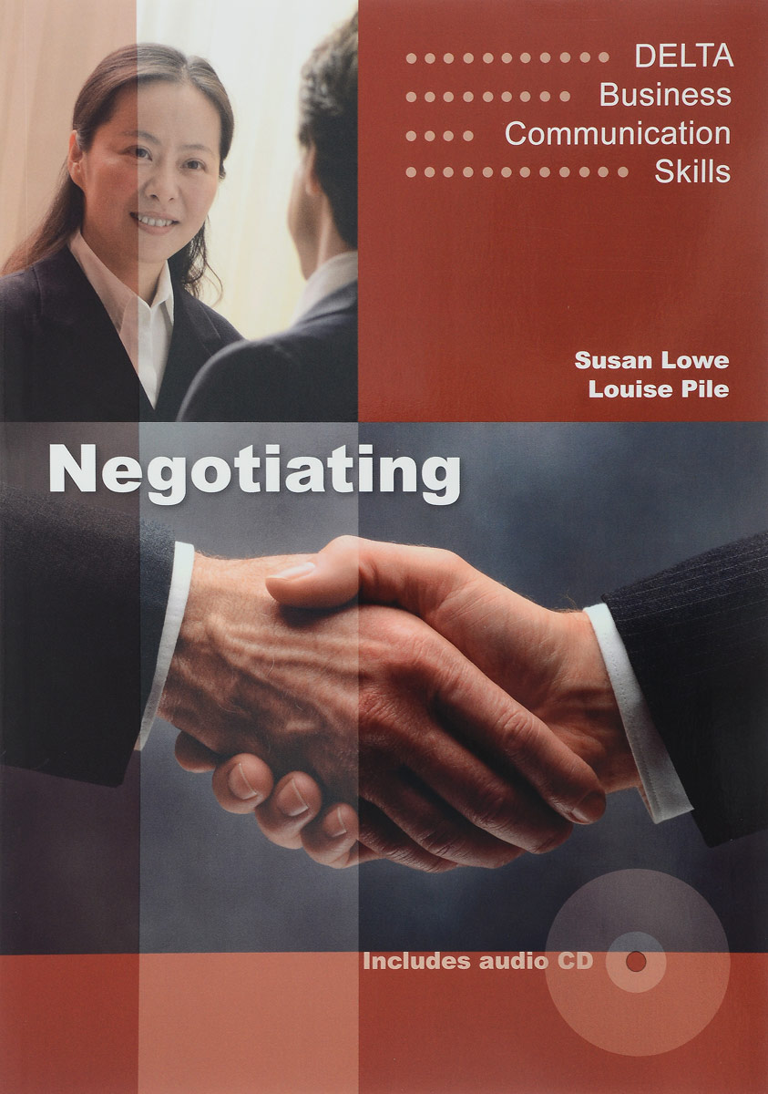 Negotiating (+ CD)