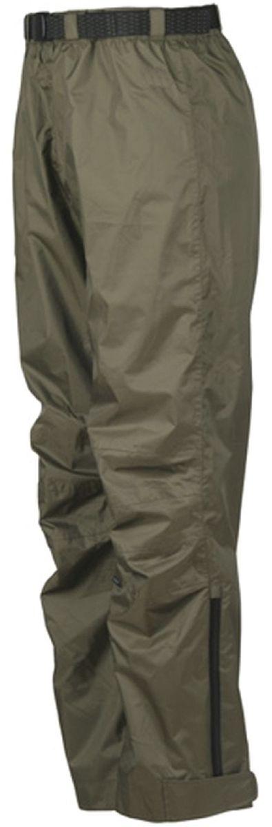 Штаны рыболовные Arctix, цвет: зеленый. 807-00013. Размер L (52)807Благодаря удобному крою, ткани пропускающей воздух, водонепроницаемым замкам и проклеенным швам брюки идеально подходят для активного отдыха и рыбной ловли. Брюки имеют специальный ремень. Техническое описание:- Тип покрытия: 5000 Ripstop.- Давление воды: более 5000 мм (характеристики сохраняются до 24 часов при непрерывном воздействии).- Воздухопроницаемость: более 5000 г/м2.- Вес: 695 грамм.