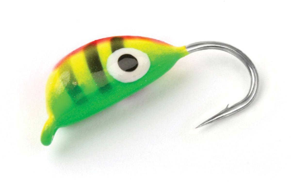Мормышка вольфрамовая Asseri Рижский банан, цвет: зеленый, желтый, черный, 1,4 г, 5 штВ6-ZELМормышка Asseri Рижский банан изготовлена из вольфрама и оснащена крючком. Она небольшого размера, окрашена так, чтобы издалека привлечь рыбу. Главное достоинство вольфрамовой мормышки - большой вес при малом объеме. Эта особенность дает большие преимущества при ловле, так как позволяет быстро погрузить приманку на требуемую глубину и лучше чувствовать игру мормышки.Размер: 4 х 9,5 мм.