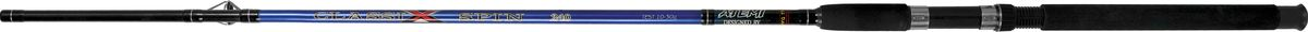 Удилище спиннинговое штекерное Atemi Classix Spin, с неопреновой ручкой, 2,1 м, 20-50 г сигнализатор поклевки hoxwell hl39