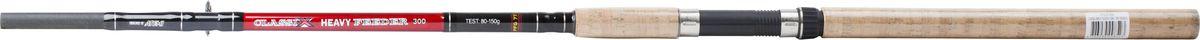 Удилище фидерное Atemi Classix Feeder Heavy, с пробковой ручкой, 3 м, 80-150 г