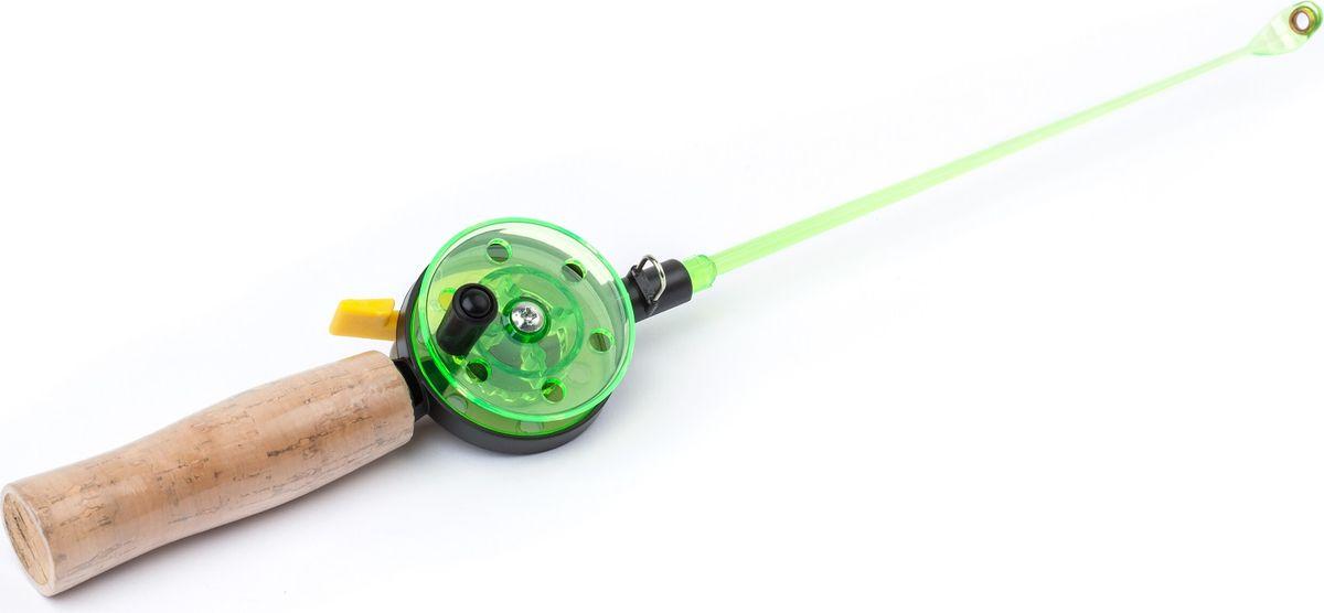 Удочка зимняя Asseri Kianta, пробковая ручка, катушка 50 мм908-00150Зимняя удочка Asseri Kianta подойдет для ловли рыбы. Основа изготовлена из износостойкого пластика, который устойчив к морозам. Такая конструкция будет отлично служить вам долгие годы. Пробка, которой покрыта рукоятка, придает ей устойчивость к влаге и блокирует скольжение в руке. Леска в комплект не входит.Диаметр катушки: 50 мм.