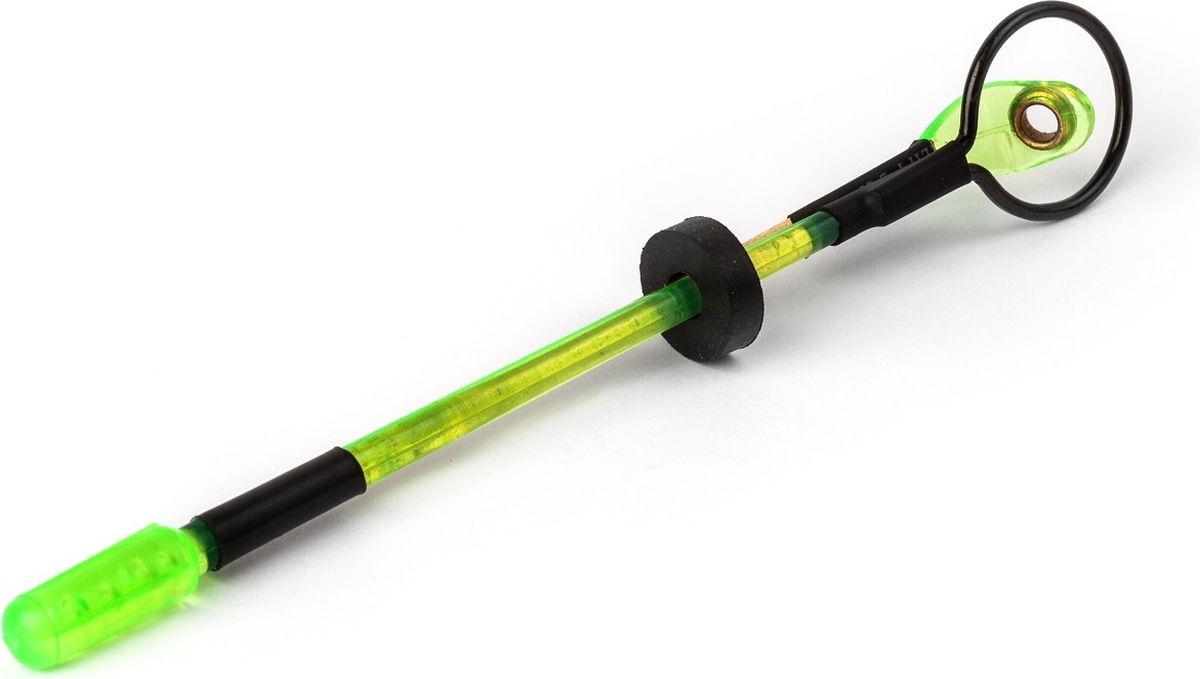 Шестик для зимних удочек Asseri Ahvenkarki, цвет: зеленый, черный908-02653Сменный шестик Asseri Ahvenkarki применяется с зимними удочками. Выполнен из прочного пластика и металла, имеет резиновые накладки.