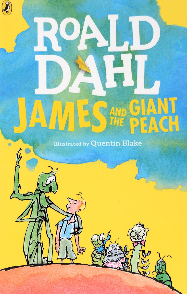James and the Giant Peach james and the giant peach