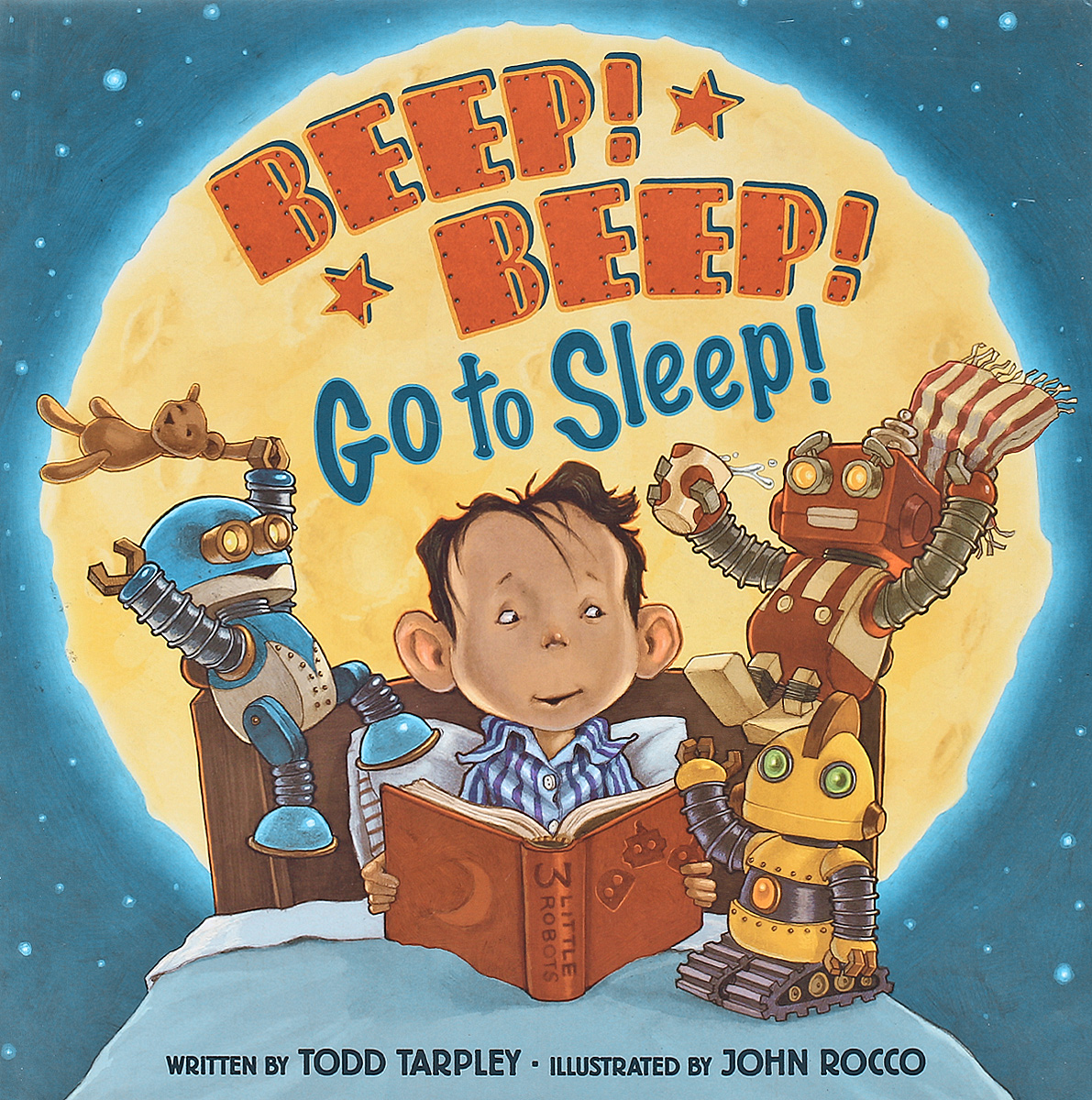 Beep! Beep! Go to Sleep! beep beep go to sleep