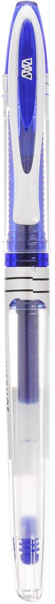 Silwerhof Ручка гелевая Saber цвет синий 016062-02016062-02Гелевая ручка Silwerhof Saber в корпусе из прозрачного пластика прекрасно подойдет как взрослым, так и детям. Зона захвата имеет рифленую поверхность.Ручка дополнена пластиковым колпачком с удобным клипом. Ручка Saber имеет игловидный пишущий узел, обеспечивающий гладкое письмо. В самой ручке используются качественные гелевые чернила синего цвета.