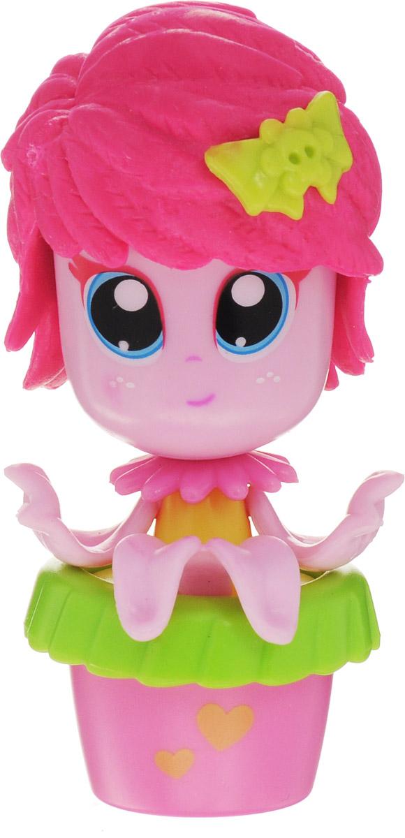 Daisy Мини-кукла Цветочек цвет розовый салатовый