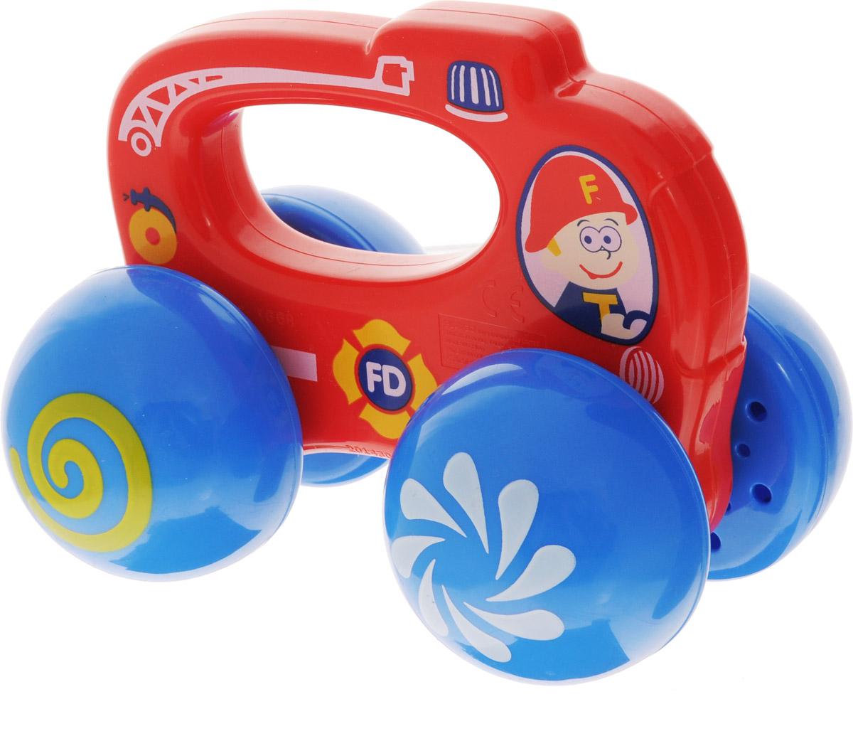 Playgo Развивающая игрушка Пожарная машинка недорого