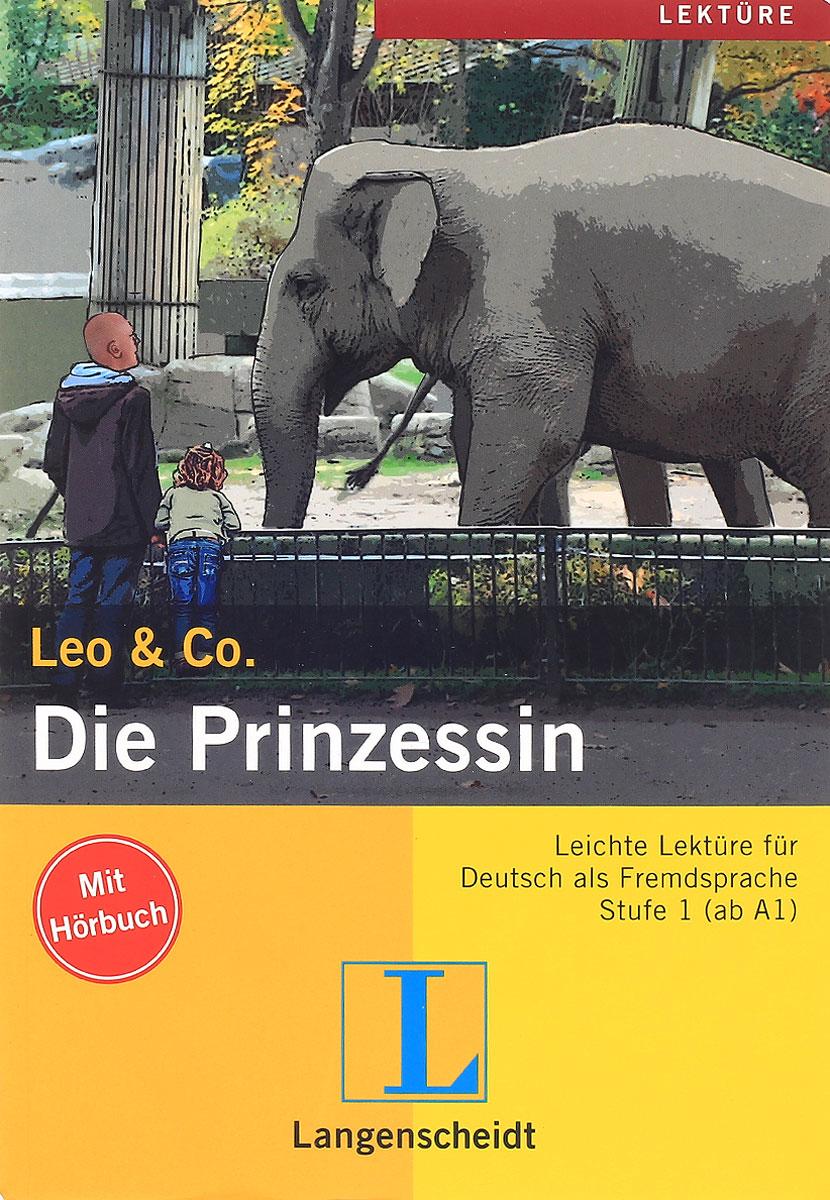 Leo & Co: Die Prinzessin аксессуары spiegelburg ожерелье prinzessin lillifee 93332
