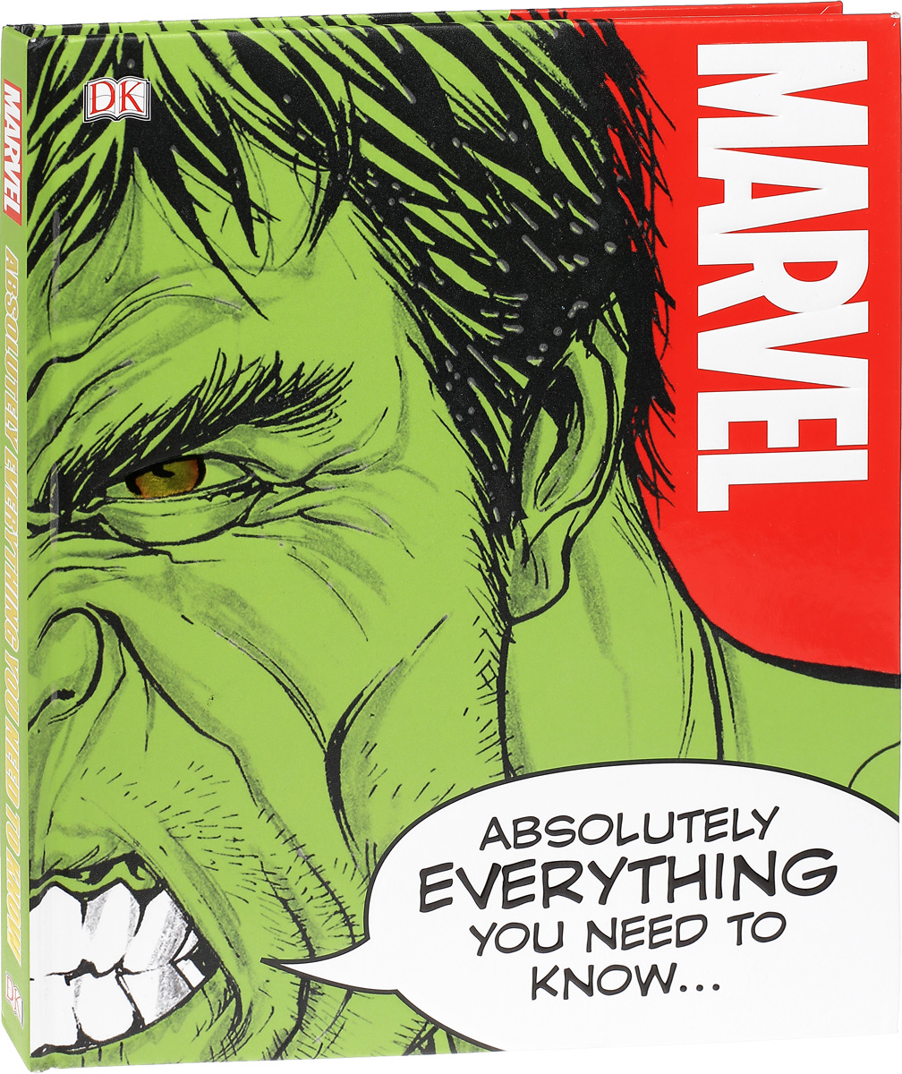 Marvel Comics: Absolutely Everything You Need to Know