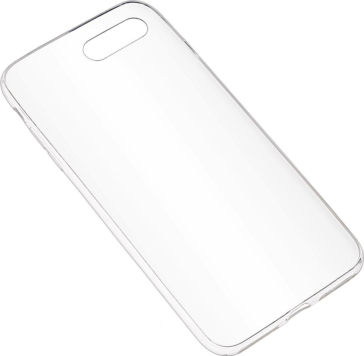 Skinbox Slim Siliconeчехол для Apple iPhone 7 Plus/8 Plus, Clear Skinbox