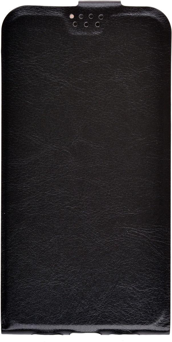 Skinbox Slim флип-чехол Huawei Nova Plus, Black2000000111353Флип-чехол Skinbox Slim для Huawei Nova Plus надежно защищает ваш смартфон от внешних воздействий, грязи, пыли, брызг. Он также поможет при ударах и падениях, не позволив образоваться на корпусе царапинам и потертостям. Чехол обеспечивает свободный доступ ко всем функциональным кнопкам смартфона и камере.