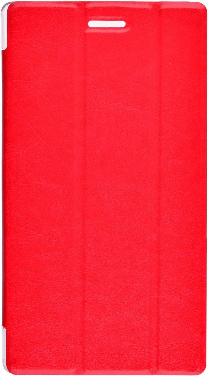 ProShield Slim Case чехол для Lenovo Tab 3 730X, Red планшет lenovo tab 3 16gb tb3 730x 4g