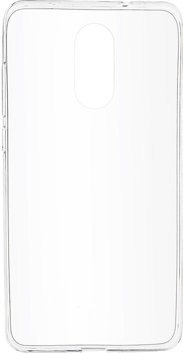 Skinbox Slim Silicone чехол для Xiaomi Redmi Pro, Clear чехлы для телефонов skinbox накладка slim silicone для xiaomi redmi 3