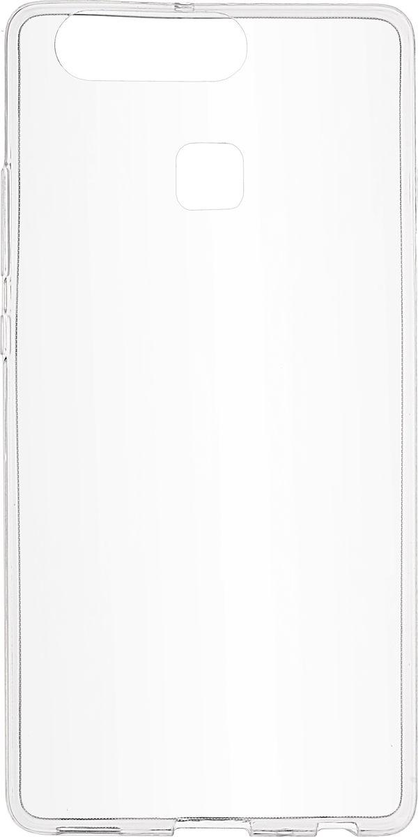 Skinbox Slim Silicone чехол для Huawei P9, Clear skinbox slim silicone чехол для huawei p9 plus clear