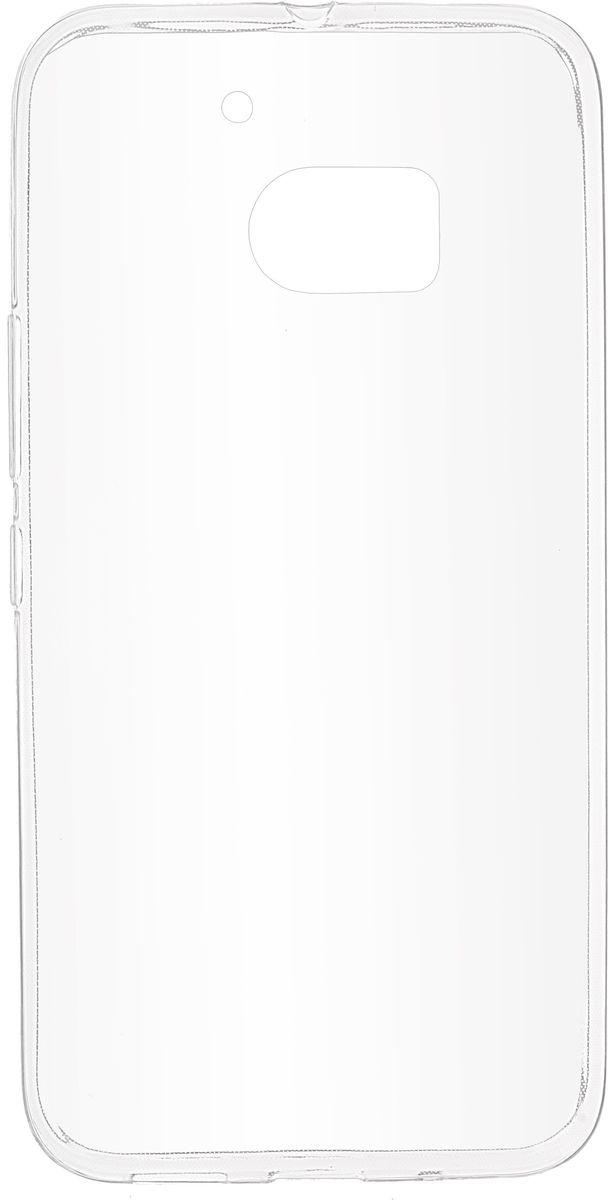 Skinbox Slim Silicone чехол для HTC 10 Lifestyle, Clear mooncase s line soft flexible silicone gel tpu skin shell back чехолдля htc one m9 clear