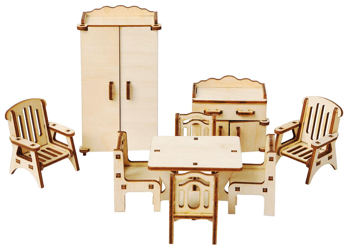 Большой Слон Мебель для кукол Гостиная