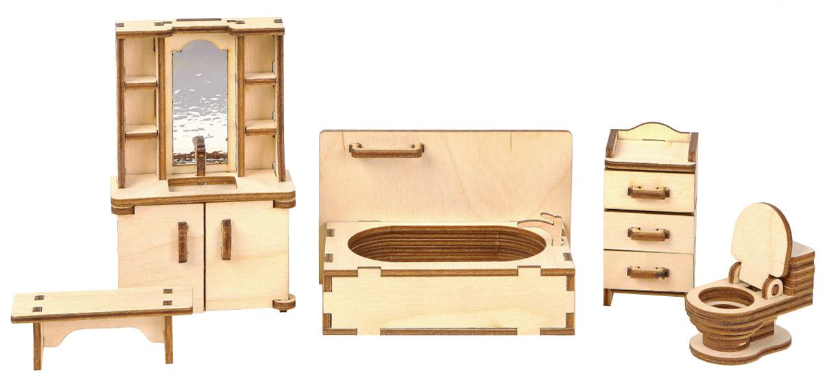 Большой Слон Мебель для кукол Ванная мебель гарда декор
