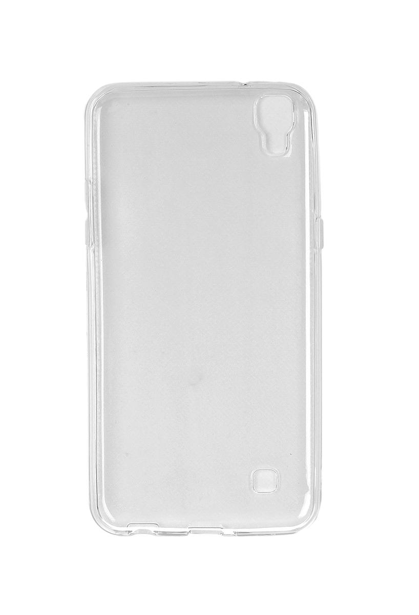 Pulsar Clipcase TPU чехол для LG X Style, Clear21889Чехол Pulsar Clipcase TPU для LG X Style бережно и надежно защитит ваш смартфон от пыли, грязи, царапин и других повреждений. Выполнен из высококачественных материалов, плотно прилегает и не скользит в руках. Чехол оставляет свободным доступ ко всем разъемам и кнопкам устройства.