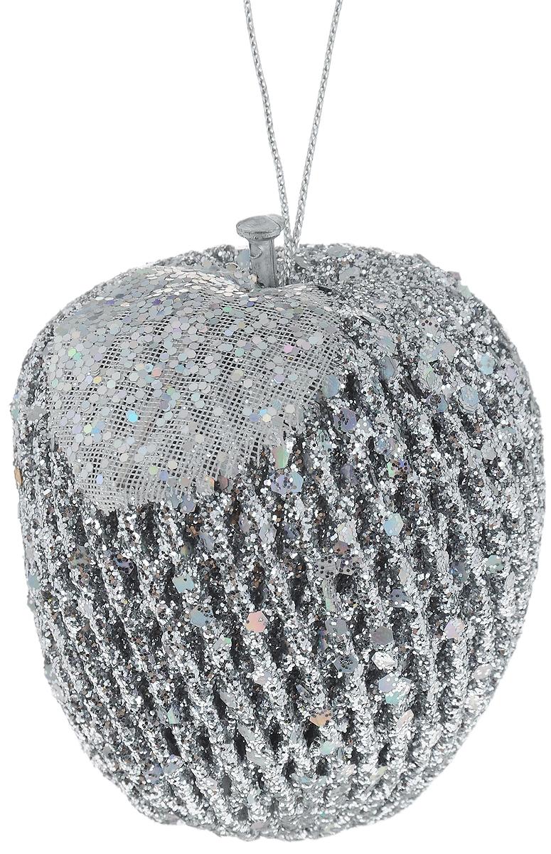 Украшение новогоднее подвесное Lovemark Яблоко, высота 8 смW3853G/SНовогоднее подвесное украшение Lovemark Колокольчик выполнено из пластика и ПВХ. С помощью специальной петельки украшение можно повесить в любом понравившемся вам месте. Но, конечно, удачнее всего оно будет смотреться на праздничной елке.Елочная игрушка - символ Нового года. Она несет в себе волшебство и красоту праздника. Создайте в своем доме атмосферу веселья и радости, украшая новогоднюю елку нарядными игрушками, которые будут из года в год накапливать теплоту воспоминаний.Размер: 6,5 х 6,5 х 8 см.