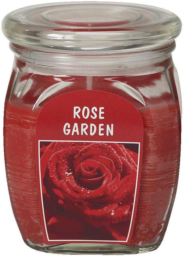 Свеча ароматизированная Bolsius Роза, высота 12 см103926110381Ароматизированная свеча Bolsius, изготовленная из парафина, помещена в подсвечник, выполненный из стекла. Изделие отличается оригинальным дизайном и приятным ароматом. Такая свеча не только поможет дополнить интерьер вашей комнаты, но и станет отличным подарком.