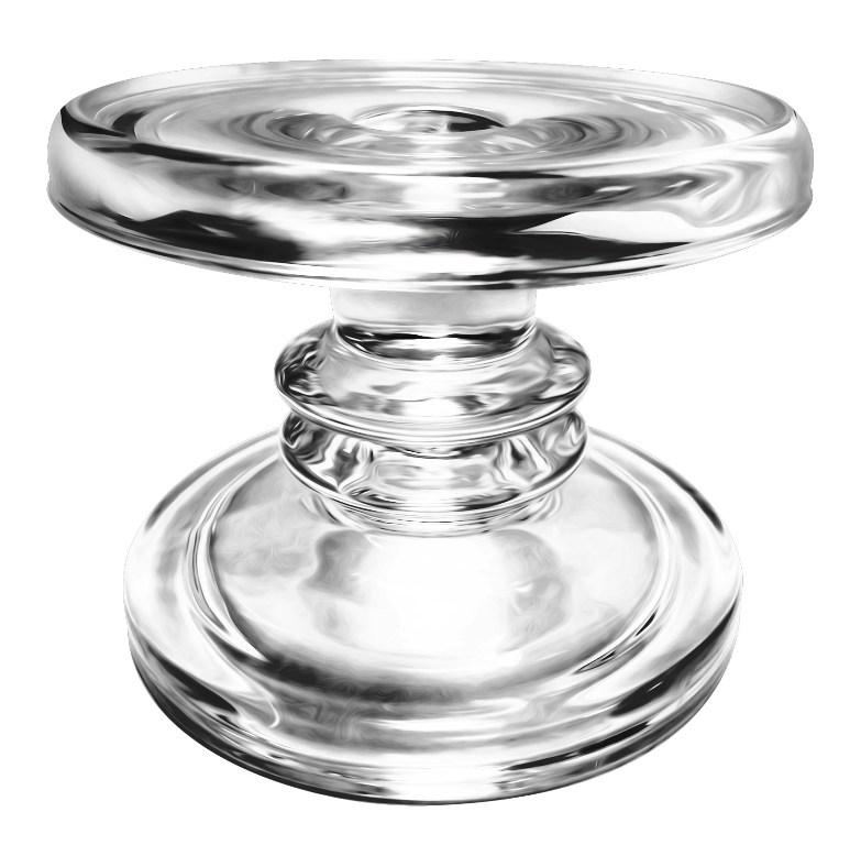 """Подсвечник """"Bolsius"""", выполненный из стекла, станет отличным украшением интерьера. Мерцание свечи в таком подсвечнике создаст атмосферу романтики и уюта. Благодаря изысканному дизайну, изделие сможет стать отличным подарком для ваших друзей и близких."""
