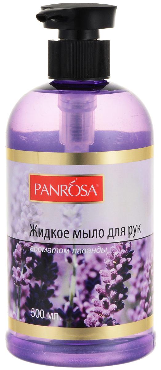 Жидкое мыло Panrosa Цветочный сад Лаванда 500мл146211Жидкое мыло для рук Panrosa, благодаря цветочнымэкстрактам, увлажняет кожу, оставляет наваших рукахощущениечисты. Мыло смягчает кожу, снимает раздражение, способствует заживлению, оказывает противовоспалительное действие.Способствует быстрой регенерации клеток, устраняет шелушение, повышает эластичность кожи.
