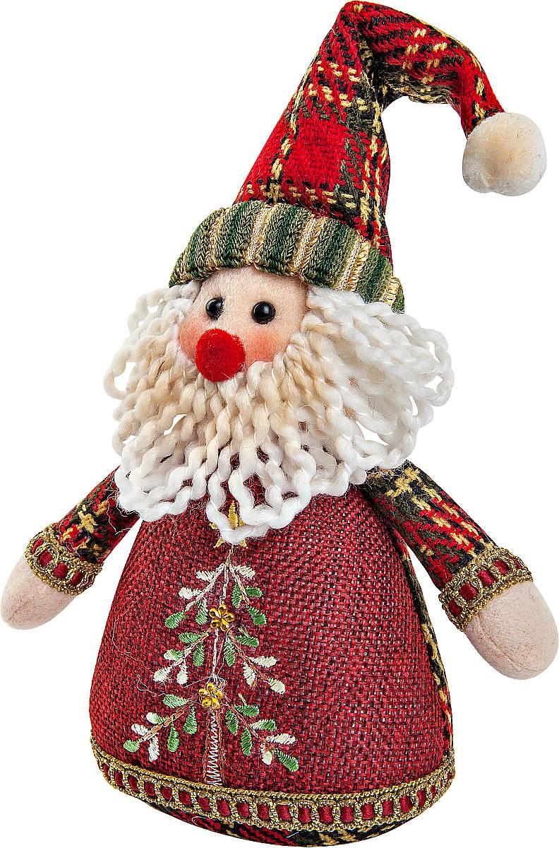 Мягкая игрушка Mister Christmas Дед МорозCHL-320SNТрудно представить новый год без новогодних игрушек. Mister Christmas представляет коллекцию новогодних игрушек, в ассортимент которой входят как мягкие игрушки с образами классических новогодних героев - Дед Мороз, Снеговик, так и подушки, электромеханические игрушки, рождественские носки для подарков и многое другое. Новогодняяигрушка Mister Christmas Дед Мороз станет приятным подарком как для детей, так и для взрослых.