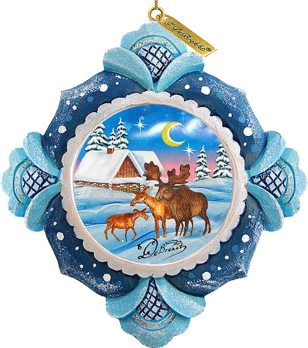 Украшение новогоднее подвесное Mister Christmas, коллекционное, высота 10 см. US 6102419US 6102419Коллекционное украшение Mister Christmas прекрасно подойдет для праздничного декора вашего дома. Изделие выполнено из полистоуна и оснащено креплением для подвешивания на елку. Новогодние украшения несут в себе волшебство и красоту праздника. Они помогут вам украсить дом к предстоящим праздникам и оживить интерьер. Создайте в доме атмосферу тепла, веселья и радости, украшая его всей семьей.Кроме того, такая игрушка станет приятным подарком, который надолго сохранит память этого волшебного времени года.Высота украшения: 10 см.