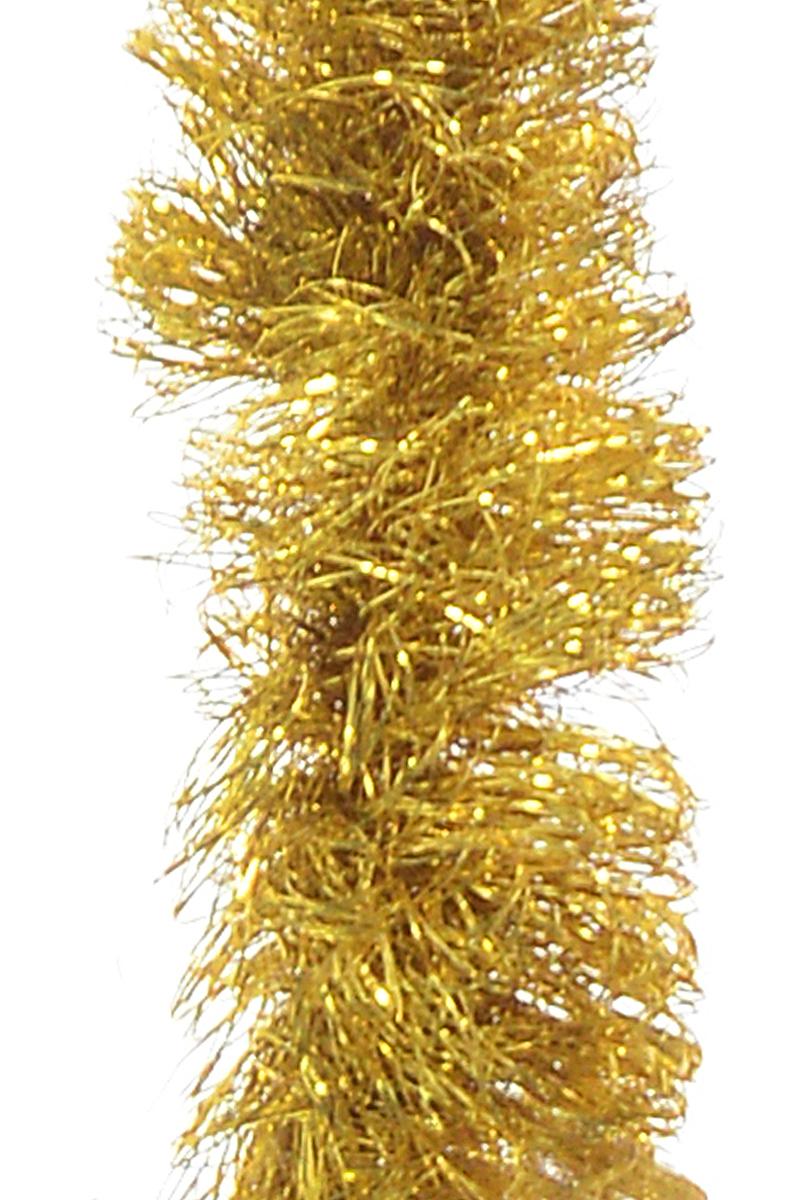 Мишура новогодняя Moranduzzo Петли, диаметр 16 см, длина 4 мPM-29-4Новогодняя мишура Moranduzzo Петли, выполненная изПВХ, поможет вам украсить свой дом к предстоящимпраздникам.Новогодняя елка с таким украшением станет ещенаряднее.Новогодней мишурой можно украсить все, что угодно -елку, квартиру, дачу, офис - как внутри, таки снаружи. Можно сложить новогодние поздравления,буквы и цифры, мишурой можно украсить идополнить гирлянды, можно выделить дверные колонны,оплести дверные проемы.