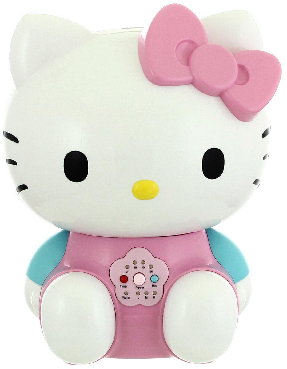 Ballu UHB-255 Hello Kitty E ультразвуковой увлажнитель воздухаНС-1037773Увлажнитель воздуха Ballu Hello Kitty – яркий, привлекательный и очень полезный прибор для комнаты вашего малыша! Он позаботится о здоровье самых маленьких членов вашей семьи без лишних хлопот для вас.Выбор скорости увлажненияАвтоотключение при низком уровне водыОтключение через заданное время (8-часовой таймер на отключение)Автоматическая очистка водопроводной воды от солей жесткости (фильтр-картридж в комплекте)Механическое/электронное управлениеСкладная ручка для переноски резервуараРегулировка интенсивности увлажнения