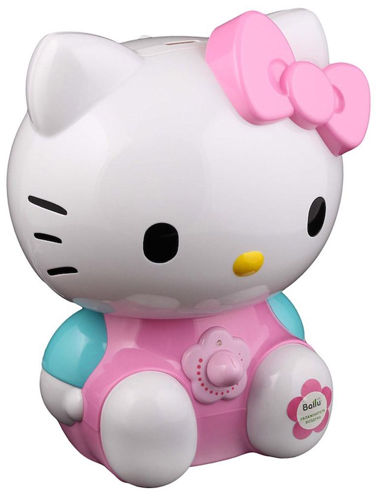 Ballu UHB-250 Hello Kitty M ультразвуковой увлажнитель воздухаНС-1037770Увлажнители воздуха Ballu Hello Kitty – яркие, привлекательные и очень полезные приборы для комнаты Вашего малыша! Они позаботятся о здоровье самых маленьких членов Вашей семьи без лишних хлопот для Вас, а каждая из моделей серии станет не только незаменимой деталью детской комнаты, но и отличным подарком на любой праздник.